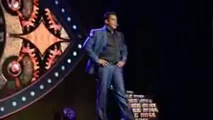 Salman talks about Aishwarya