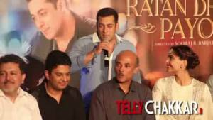 'Prem' has always been lucky for me - Salman