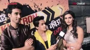We wish Faisal wins KKK7 also- Raghav & Mukti