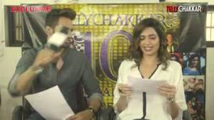 Karishma & Upen take the compatibility test