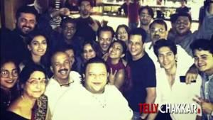 Kuch Rang Pyar Ke team parties hard