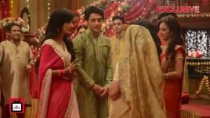 Behind the scenes of Ek Rishta Sajhedari Ka