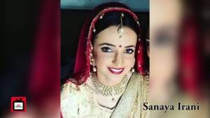 Tv Beauties in their Bridal avatar