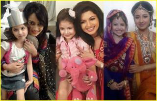 Harshaali Malhotra was part of three TV shows
