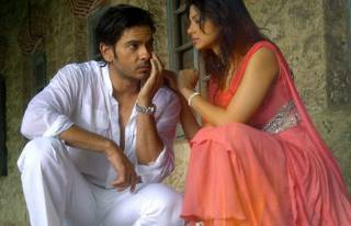 Keith Sequeira and Jennifer Winget