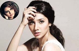 Mahira Khan and Huma Qureshi
