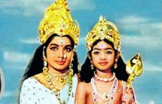 Sridevi shared screen space with J Jayalalithaa