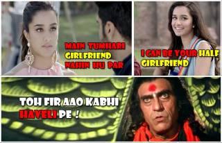 Amrish Puri Special!