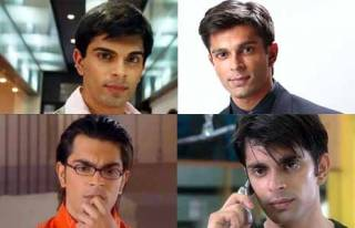 Match the character names of KSG with his shows.
