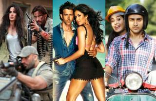 Match the Katrina Kaif movies with her co-stars.
