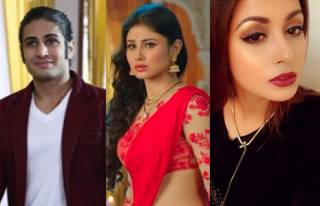 Match these TV actors with their supernatural characters.