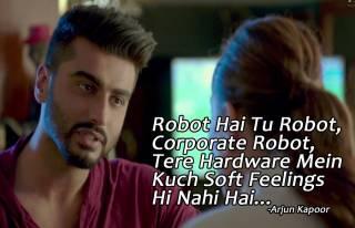 Corporate Robot!