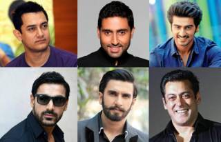 Match these actors who worked together in a movie.