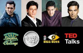 Match these Bollywood actors with their TV reality shows