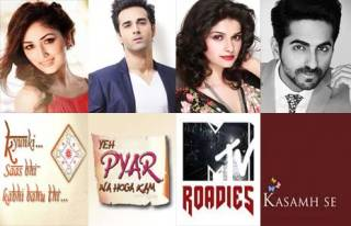 Match these Bollywood actors with their respected TV shows