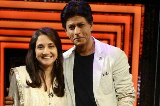 Shah Rukh Khan on 'Star Verdict' with Anupama Chpora