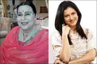 Madhumalti Kapoor and Purva Parag