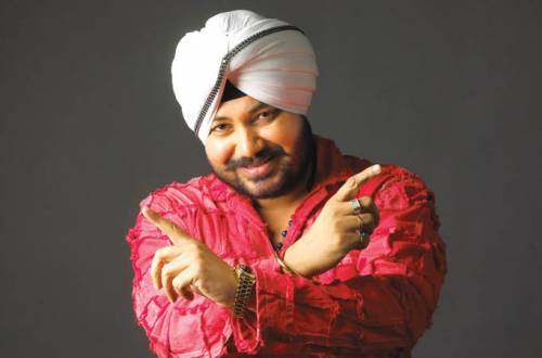 Singer Daler Mehndi