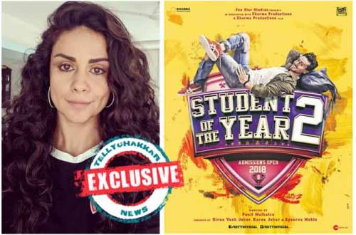 Gul Panag joins Tiger Shroff in Student Of The Year 2