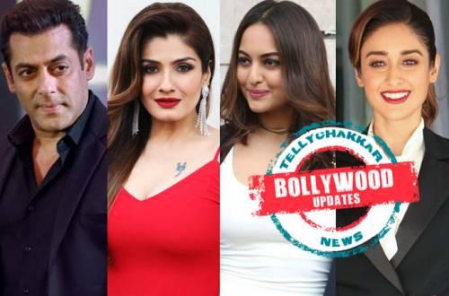 Salman Khan slams Daisy Shah's trollers, Sonakshi