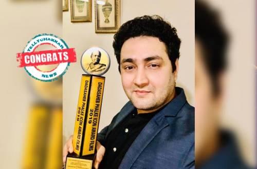 Dinesh Sudarshan Soi awarded with Dada Saheb Phalke Icon Award Films 2019 in Best Casting Director category
