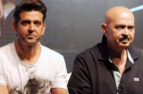 Rakesh Roshan reacts to speculations of him not directing Hrithik Roshan starrer Krrish 4