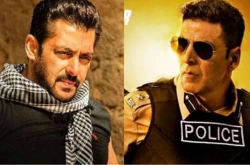 The biggest box office clash on Eid 2020; it's going to be Salman Khan vs Akshay Kumar