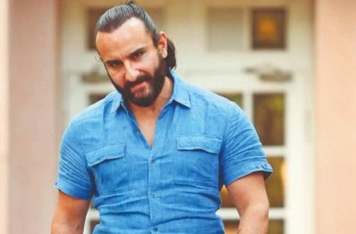 Saif looks fierce in the new poster of Tanhaji