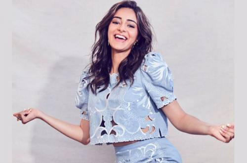"""Having those iconic slow-motion entry shots is very exciting feeling for me"" reveals Ananya Panday about her fascination for ic"