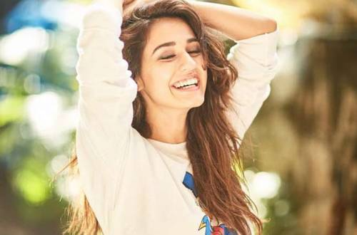 Disha Patani opens up about how her family has molded her into the hard-working individual that she is today!