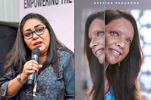 Ace director Meghna Gulzar says Chhapaak is NOT a woman-centric movie