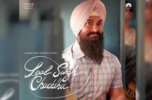 Aamir Khan's Laal Singh Chaddha picture goes viral