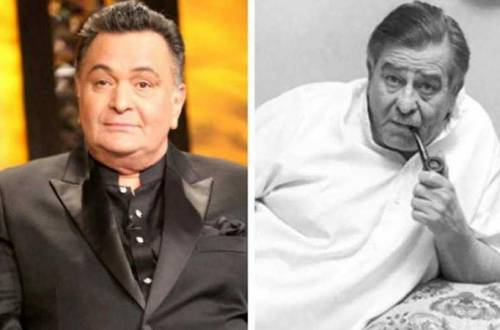 Rishi Kapoor remembers father Raj Kapoor on his birth anniversary with an iconic picture from 'Mera Naam Joker'