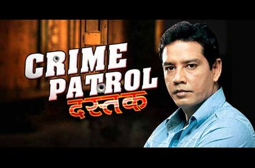 Sony TV's Crime Patrol to deal with the issue of illegal