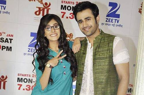 Pearl V Puri and Hiba Nawab