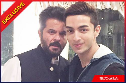 Anil Kapoor and Rohit Suchanti
