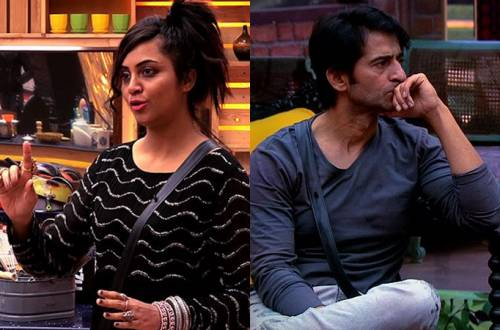 Arshi Khan demands Alcohol; Hiten has a suggestion for her