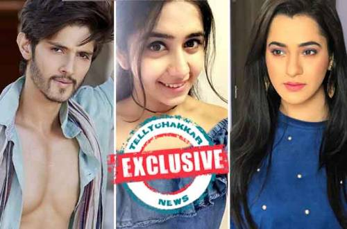 Rohan Mehra, Palak Jain and Akansha Sareen