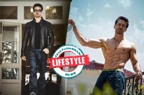 Tiger Shroff's bachelor pad will make you turn green with envy!