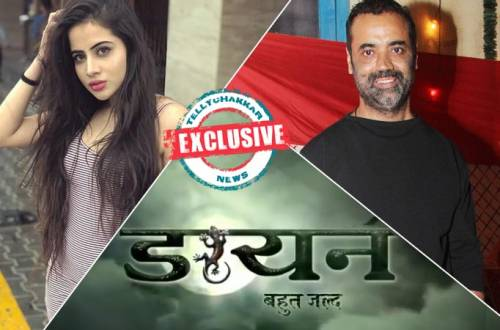 Urfi Javed and Vicky Ahuja
