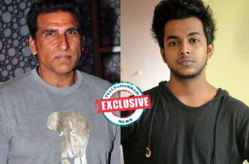Mukesh Rishi and Harsh Mayar