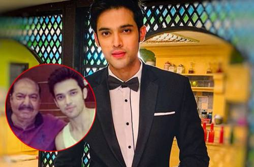 Parth Samthaan's Father Passes Away In Pune
