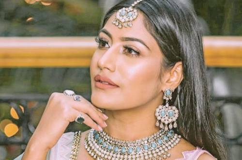 Ishqbaaaz actress Surbhi Chandna