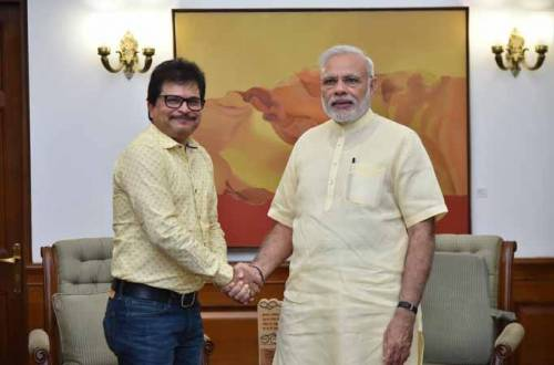 ElectionResults2019: Producer Asit Kumarr Modi ecstatic about Narendra Modi's victory