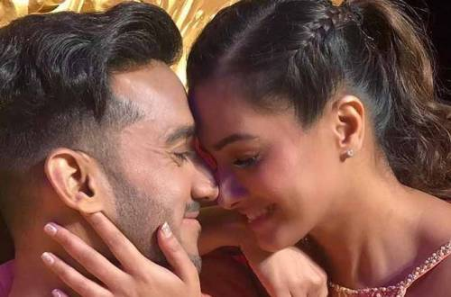 Read to know about Nach Baliye 9's Anita Hassanandani and Rohit Reddy's adorable love story