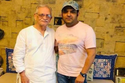 This is how Kapil Sharma wished Gulzar sahab on his birthday