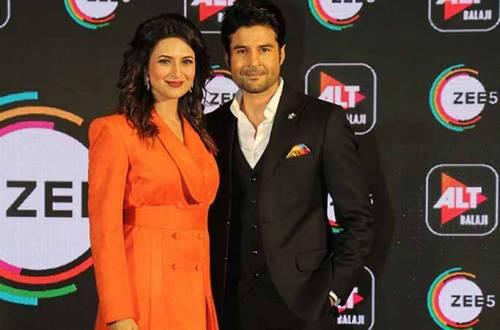Divyanka Tripathi and Rajeev Khandelwal to reunite for THIS show
