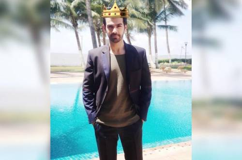 Congratulations: Karan V Grover is Insta King of the Week!