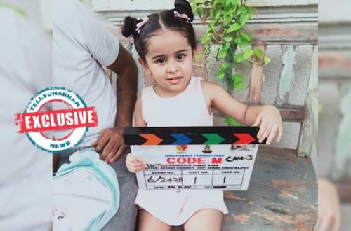 Child artist Zaaysha Nanda bags ALTBalaji's Code M