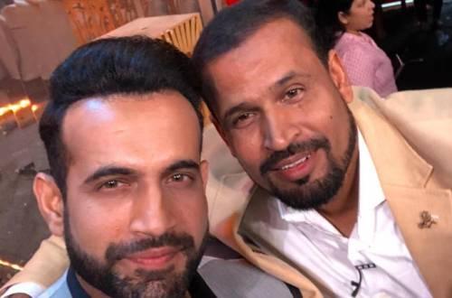 Ishqbaaaz's Nakuul Mehta likes Irfan Pathan's adorable photo with brother Yusuf Pathan